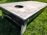 Arizona Cornhole Rentals - Weathered Grey Board Rental