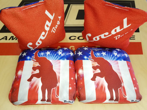 Arizona Cornhole Rentals - Pro Cornhole Bags - Local Republican Rebel