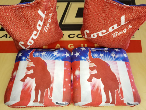 Arizona Cornhole Rentals - Pro Cornhole Bags - Local Republican Mamba