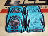 Razor War Pig <br> Made To Order <br> New Pro Cornhole Bags
