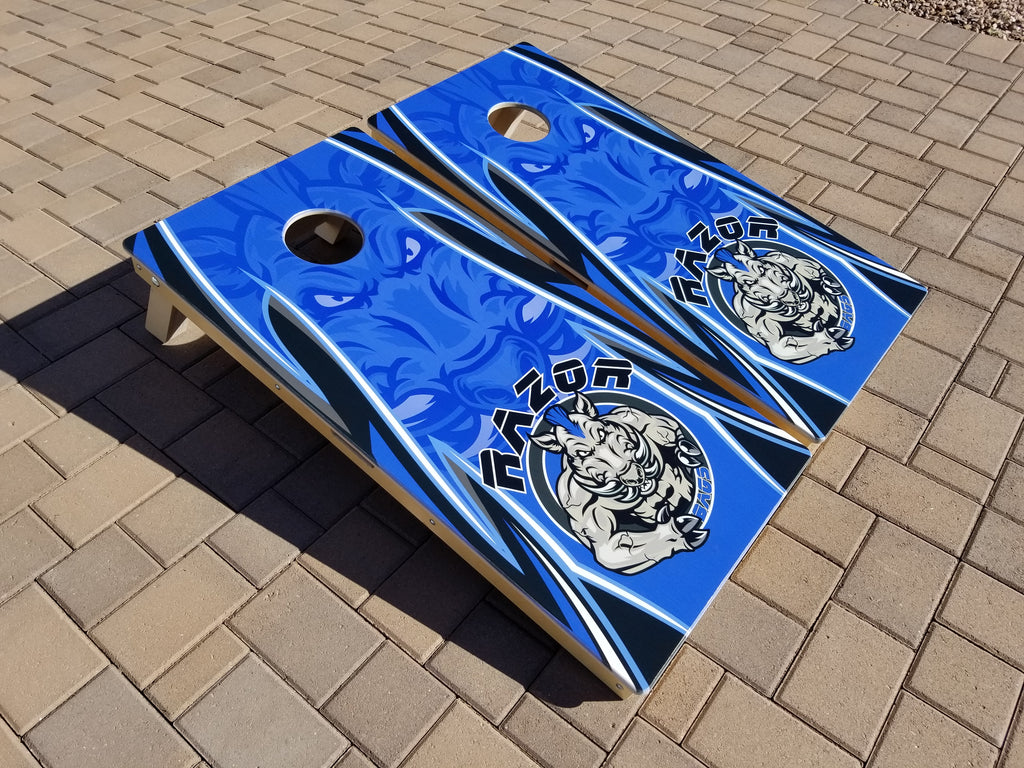 Official Razor Bags <br>Blue<br> Tournament Boards