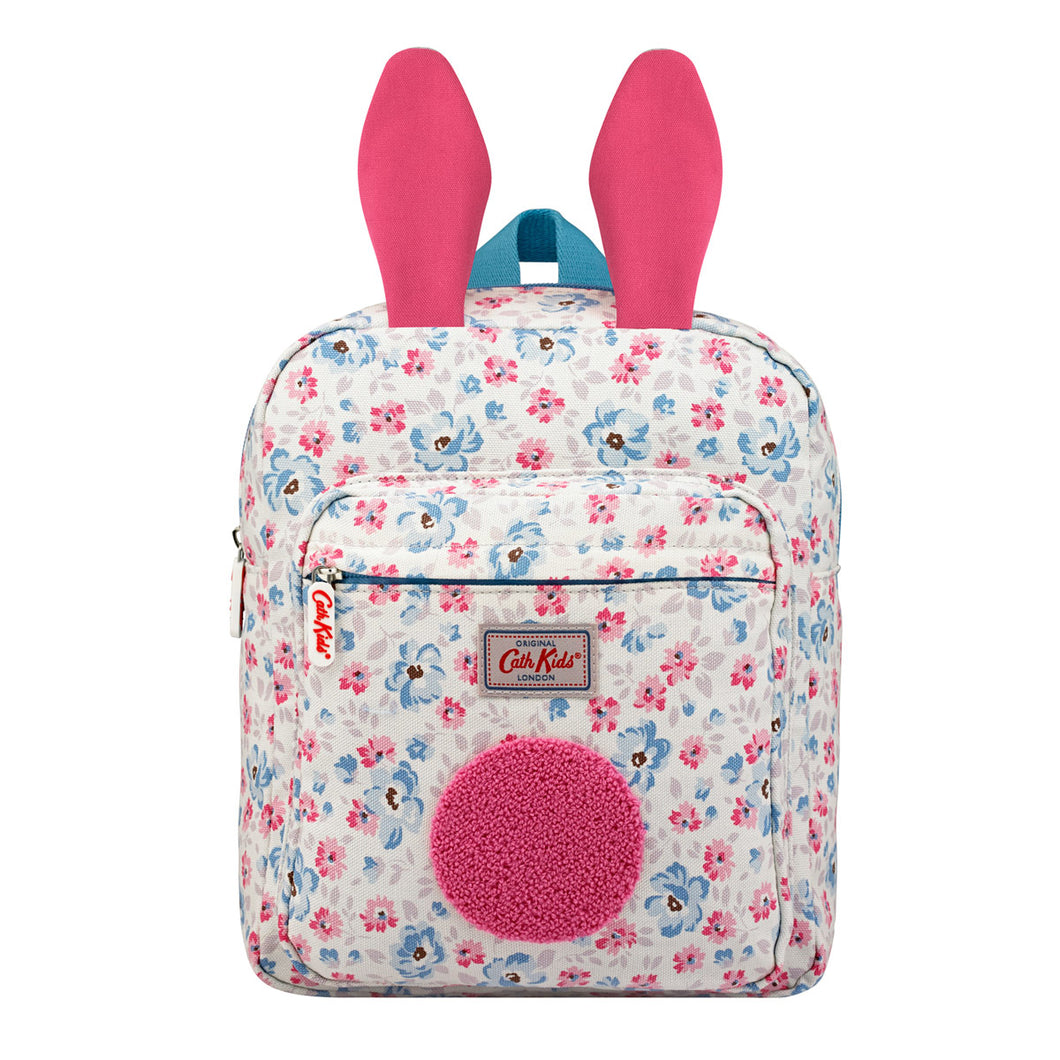 Cath Kidston Island Flowers Kids Medium Bunny Backpack
