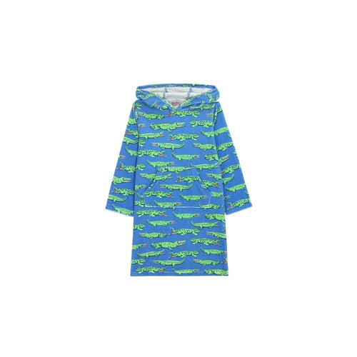 Cath Kidston Boys Hooded Towel Crocodile