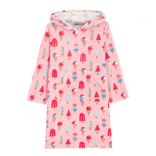 Cath Kidston Girls Hooded Towel Little Ice Cream