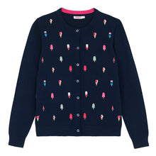 Cath Kidston Ladies Lollies Embroidered Cardigan