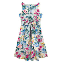 Cath Kidston Ladies Tropical Garden Cotton Sateen Dress