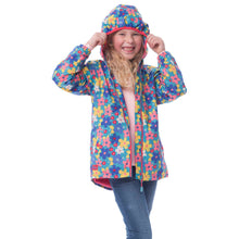 Lighthouse Girls Blossom Waterproof Coat