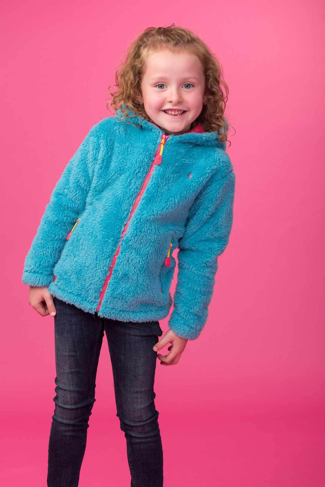 Lighthouse Kids Gracie Fleece - Sea Spray
