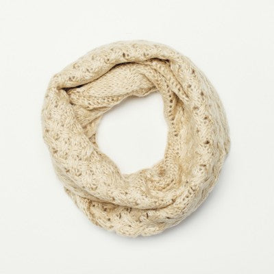 Polina Snood - Cream