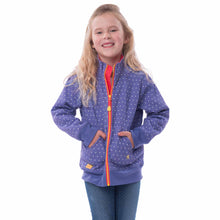 Lighthouse Girls Tilly Cotton Full Zip Sweatshirt