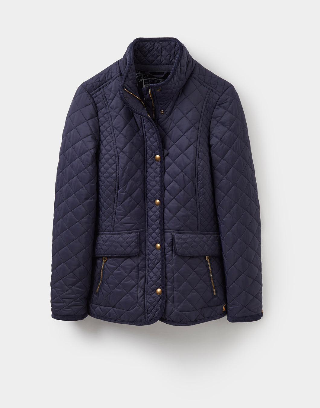Joules Newdale Quilted Jacket - Marine Navy
