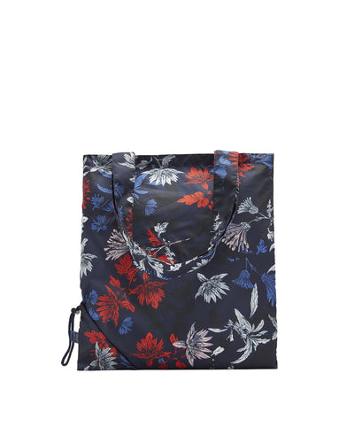 Joules Pacabag Pack-Away Shopper Bag