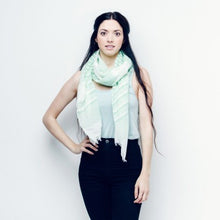 Toni Striped Scarf