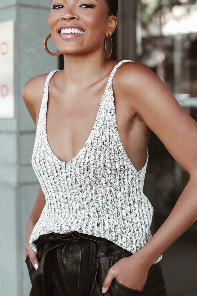 Tinsley Sweater Tank