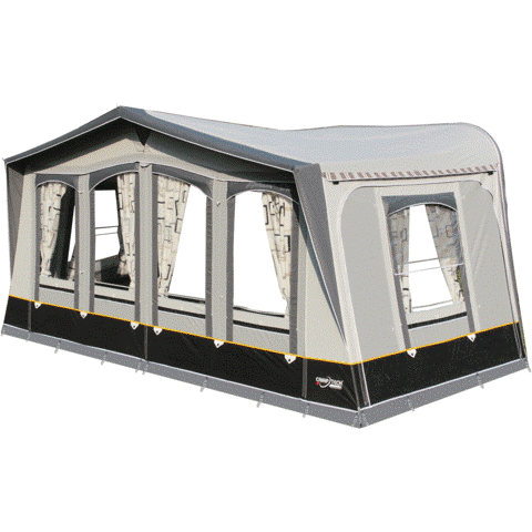 Camp-Tech Atlantis DL, Seasonal Caravan Awning