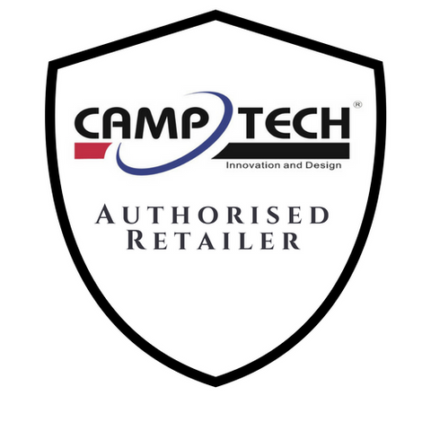 Camptech authorised retailer