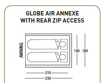 Globe Air Annexe