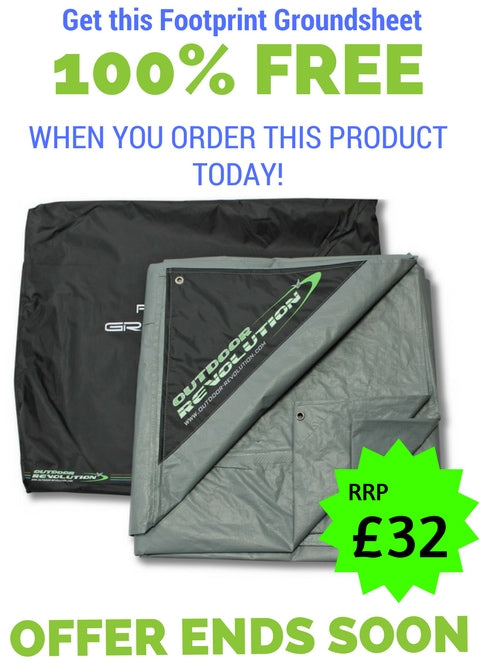 Esprit 420 Pro Free Groundsheet from Quality Caravan Awnings