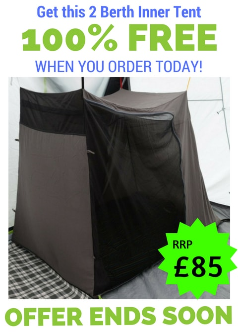 Outdoor Revolution 2 Berth Inner Tent
