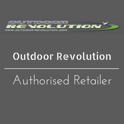 Outdoor Revolution Authorised Retailer