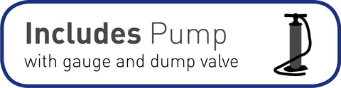 Pump with Gauge and Dump Valve for Sunncamp Awnings