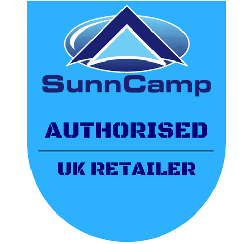Sunncamp Authorised Retailer - Quality Caravan Awnings
