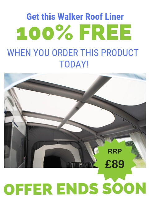 Walker Free Roof Liner for Palace Inflatable Caravan Awning