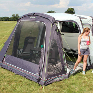 Outdoor Revolution Movelite T2 2018 Driveaway Awning OR18500 + FREE Groundsheet (2018) - Quality Caravan Awnings