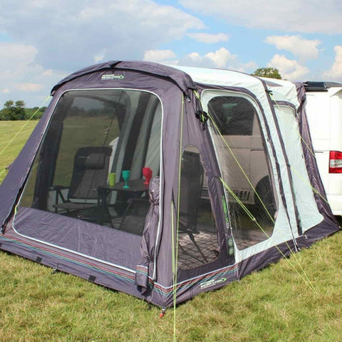 Outdoor Revolution Movelite T2 2018 Driveaway Awning + FREE Groundsheet made by Outdoor Revolution. A Campervan Awning sold by Quality Caravan Awnings
