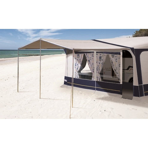 Leinwand Double Awning Duero made by Leinwand. A Awning Canopy sold by Quality Caravan Awnings