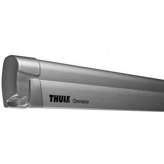 THULE Omnistor 8000 Anodised Awning + Motor + FREE Storm Straps made by Thule. A Motorhome Awnings sold by Quality Caravan Awnings