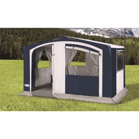 Image of Leinwand Iona Kitchen & Storage Tent 280CM X 200CM made by Leinwand. A Kitchen Tent sold by Quality Caravan Awnings