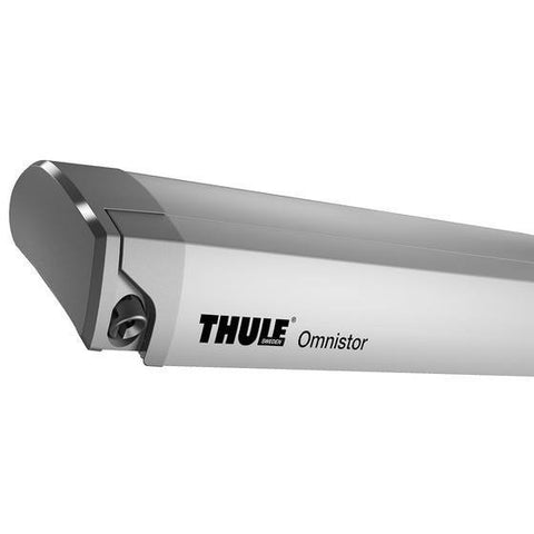 THULE Omnistor 9200 Anodised Awning & Motor + Storm Straps made by Thule. A Motorhome Awnings sold by Quality Caravan Awnings