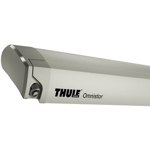THULE Omnistor 9200 Awning - Cream White Ral 9002 + Storm Straps made by Thule. A Caravan Awning sold by Quality Caravan Awnings