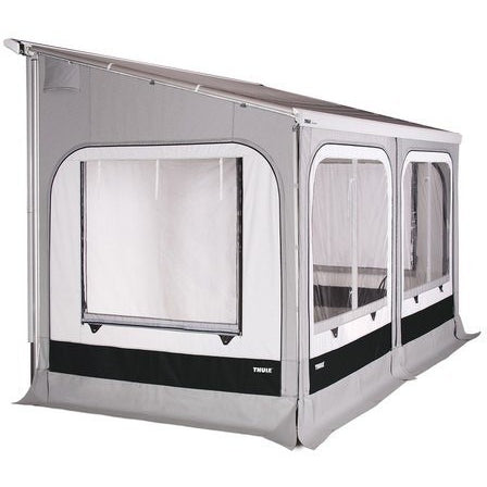Thule Panorama Omnistor 6200/6002 Awning Tent made by Thule. A Thule Awning Tent sold by Quality Caravan Awnings