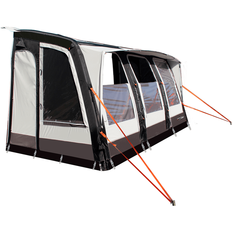 CampTech AirDream Diamond Inflatable Porch Awning + Free Storm Straps made by CampTech. A Air Awning sold by Quality Caravan Awnings