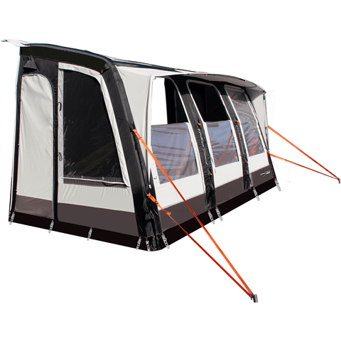 Image of CampTech AirDream Diamond Inflatable Porch Awning + Free Storm Straps made by CampTech. A Air Awning sold by Quality Caravan Awnings