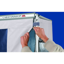 Leinwand Explorer Legend for Fiamma Caravanstore made by Leinwand. A Caravan Awning sold by Quality Caravan Awnings