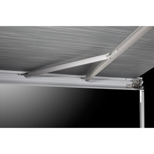 THULE Omnistor 5200 Anodised Awning & 12V Motor + FREE Storm Strap Kit made by Thule. A Motorhome Awnings sold by Quality Caravan Awnings