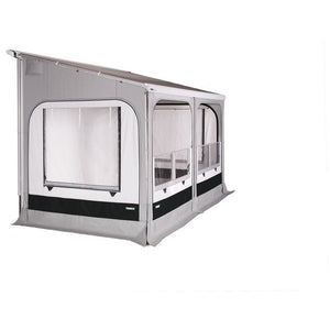 Thule Panorama Omnistor 6200/6002 Ducato Awning Tent made by Thule. A Thule Awning Tent sold by Quality Caravan Awnings