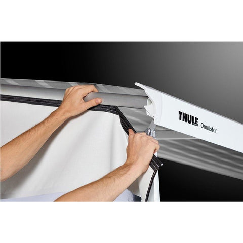 Image of Thule Omnistor Rain Blocker Side G2 307400 made by Thule. A Add-ons sold by Quality Caravan Awnings