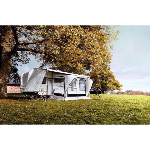 Image of Thule Omnistor Sun Blocker Front G2 307284 made by Thule. A Add-ons sold by Quality Caravan Awnings