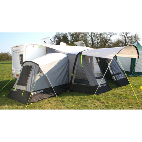 Crusader Climate Zone Air 350 Deluxe Inflatable Caravan Awning