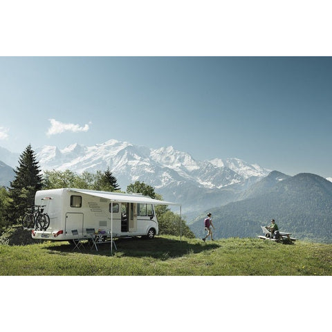 THULE Omnistor 8000 Awning + FREE Storm Straps made by Thule. A Motorhome Awnings sold by Quality Caravan Awnings