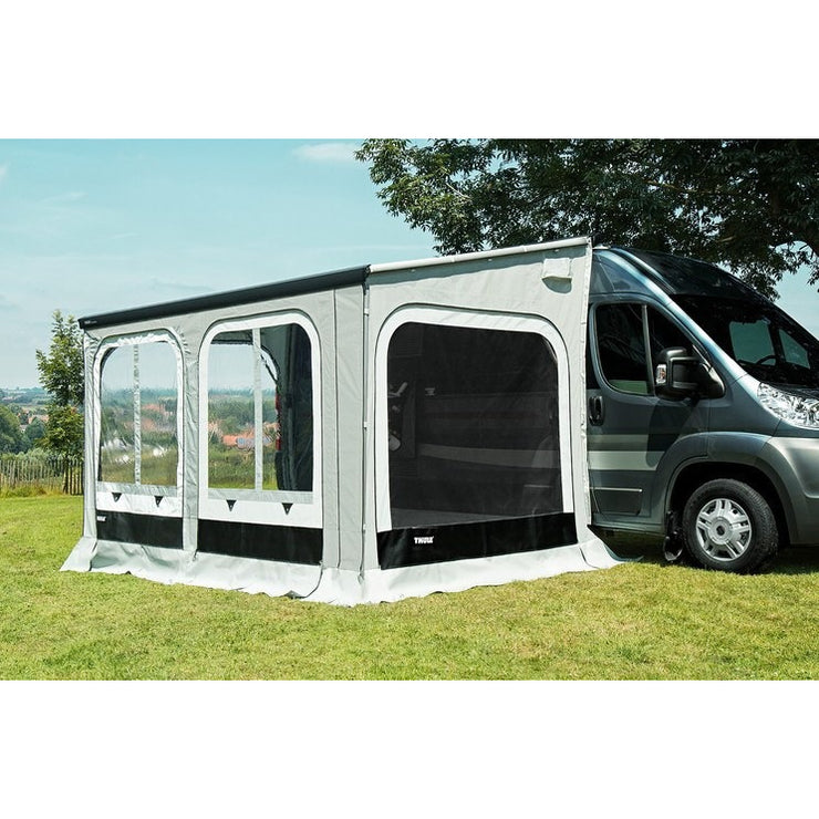 Thule Omnistor Mosquito Screen Front For 4,00 > 6,00M 309931 made by Thule. A Add-ons sold by Quality Caravan Awnings