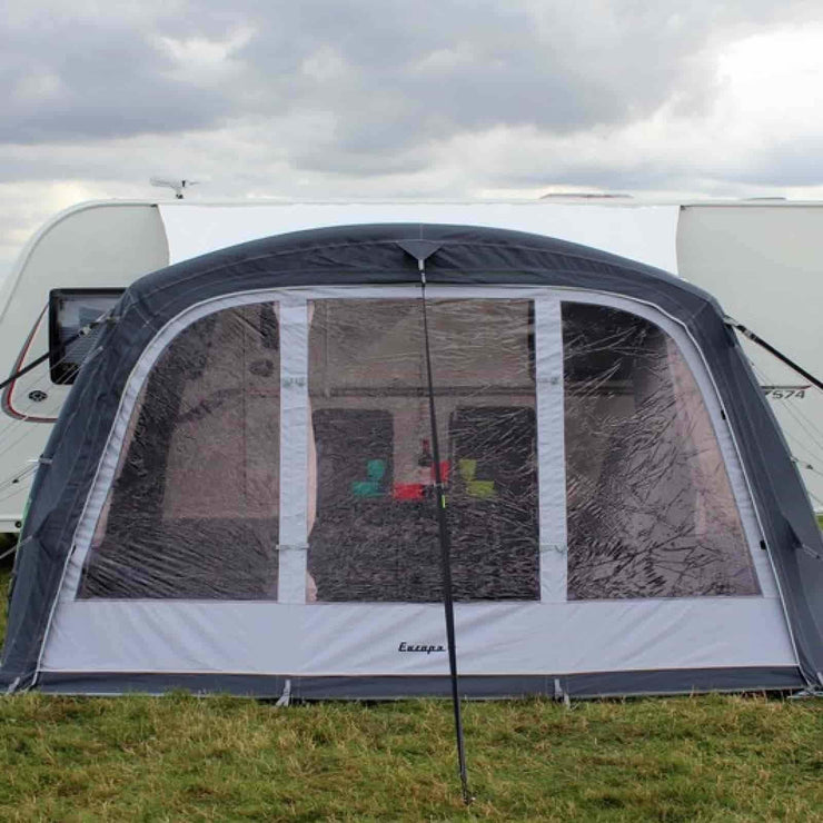 Outdoor Revolution Europa 380 Pro Caravan Awning Bundle (Door, Annex + Liner) made by Outdoor Revolution. A Air Awning sold by Quality Caravan Awnings