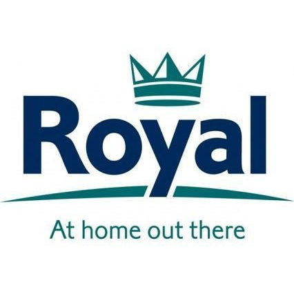 Royal Wessex Air Awning 390 Blue Free Storm Straps 201513