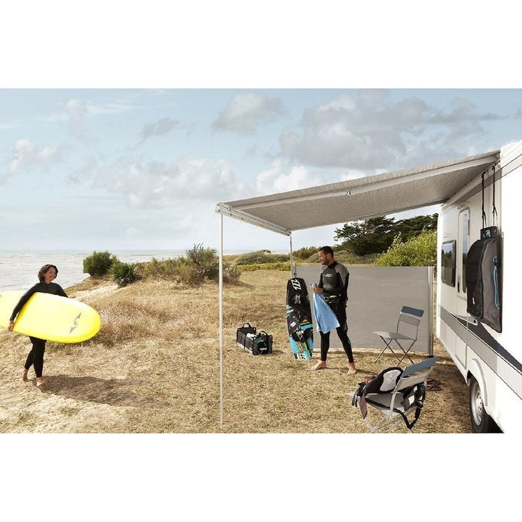 Thule Omnistor Windscreen | Height 1,50M | Projection 3,00M 306456 made by Thule. A Add-ons sold by Quality Caravan Awnings