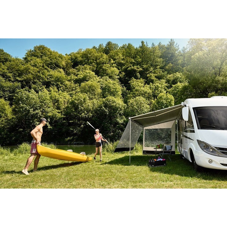 Thule Omnistor Rain Blocker Side Caravan Style Medium | 2,00M 308870 made by Thule. A Add-ons sold by Quality Caravan Awnings