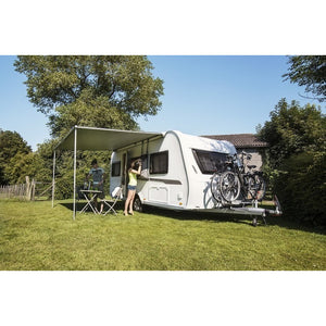 Thule Omnistor 1200 Caravan Awning + FREE Storm Straps made by Thule. A Caravan Awning sold by Quality Caravan Awnings